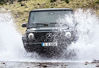 Nuevo Mercedes Benz Clase G 400 D 4Matic 9G-Tronic