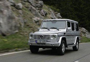 Nuevo Mercedes Benz Clase G 65 AMG Largo Aut.