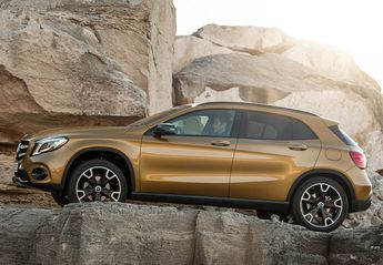 Nuevo Mercedes Benz Clase GLA 180 Style 7G-DCT