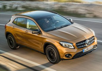 Precios del Mercedes Benz Clase GLA nuevo en oferta para todos sus motores y acabados