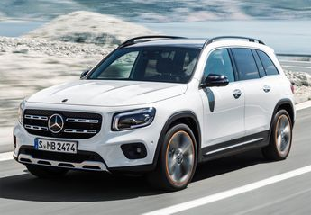 Precios del Mercedes Benz Clase GLB nuevo en oferta para todos sus motores y acabados
