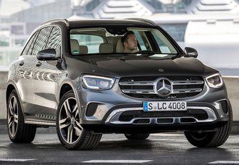 Nuevo Mercedes Benz Clase GLC 220d 4Matic 9G-Tronic
