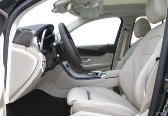 Nuevo Mercedes Benz Clase GLC 350d 4Matic Aut.