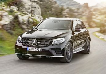 Nuevo Mercedes Benz Clase GLC 63 AMG 4Matic+ Aut.