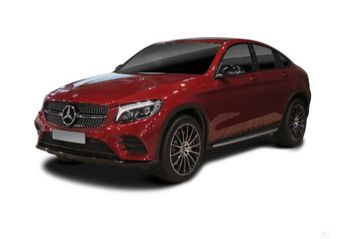 Nuevo Mercedes Benz Clase GLC Coupe 300e 4Matic