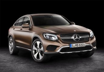 Nuevo Mercedes Benz Clase GLC Coupe 350d 4Matic Aut.