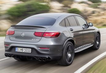 Nuevo Mercedes Benz Clase GLC Coupe 43 AMG 4Matic Speedshift TCT 9G
