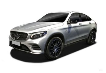 Nuevo Mercedes Benz Clase GLC Coupe 63 AMG 4Matic Aut.