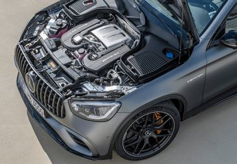Nuevo Mercedes Benz Clase GLC Coupe 63 AMG 4Matic+ Speedshift MCT 9G