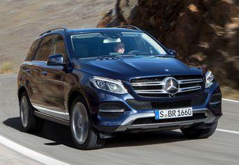Precios del Mercedes Benz Clase GLE nuevo en oferta para todos sus motores y acabados