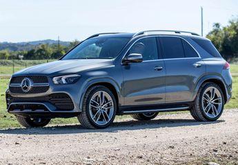 Ofertas del Mercedes Benz Clase GLE nuevo