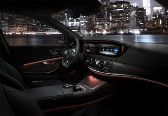 Nuevo Mercedes Benz Clase S 350d 4M 9G-Tronic