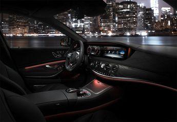 Nuevo Mercedes Benz Clase S 400d 4M Largo 9G-Tronic