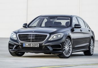 Nuevo Mercedes Benz Clase S 500 4M 9G-Tronic