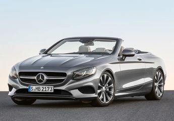 Nuevo Mercedes Benz Clase S Cabrio 500 Aut.