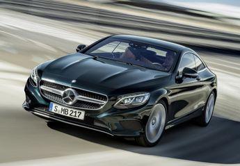 Nuevo Mercedes Benz Clase S Coupe 500 4M Aut.