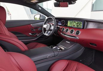 Nuevo Mercedes Benz Clase S Coupe 560 4Matic 9G-Tronic