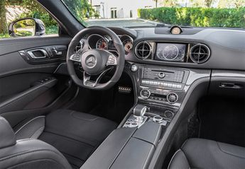 Nuevo Mercedes Benz Clase SL 400 Aut.