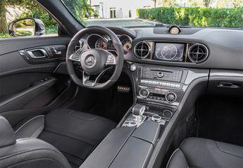 Nuevo Mercedes Benz Clase SL 500 Aut.