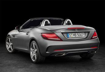 Precios del Mercedes Benz Clase SLC nuevo en oferta para todos sus motores y acabados