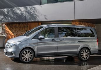 Nuevo Mercedes Benz Clase V 220d Marco Polo Activity