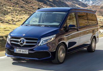 Nuevo Mercedes Benz Clase V 300d Marco Polo