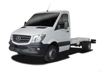 Nuevo Mercedes Benz Sprinter Ch.DCb. 319BlueTec Medio