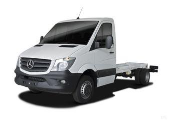 Nuevo Mercedes Benz Sprinter Chasis Cabina 316 NGT Medio