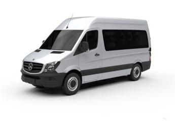 Nuevo Mercedes Benz Sprinter Mixto 316 Extralargo T.E.