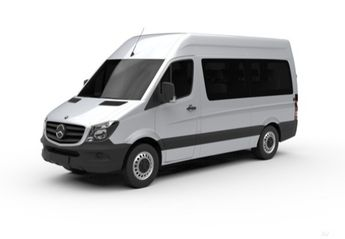 Nuevo Mercedes Benz Sprinter Mixto 316 NGT Medio