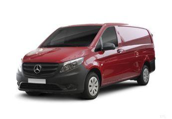 Nuevo Mercedes Benz Vito Furgon 119 CDI Larga Aut.
