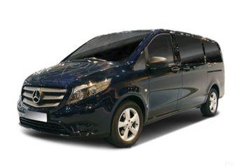 Nuevo Mercedes Benz Vito Mixto 109CDI Larga
