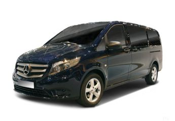 Nuevo Mercedes Benz Vito Tourer 111 CDI Select Larga