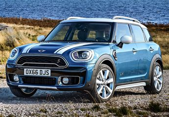 Nuevo Mini Countryman Cooper S E ALL4