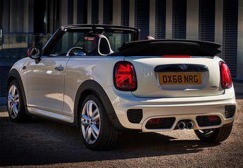 Nuevo Mini Cabrio John Cooper Works Aut.