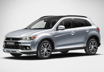 Nuevo Mitsubishi ASX 200 MPI Kaiteki+ 4WD CVT
