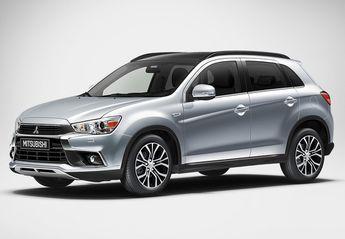 Nuevo Mitsubishi ASX 200 MPI Motion CVT