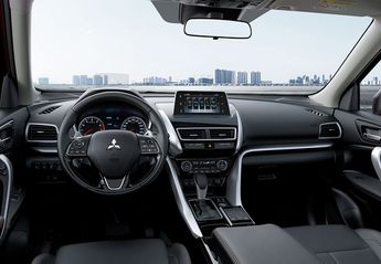 Nuevo Mitsubishi Eclipse Cross PHEV Kaiteki 4WD