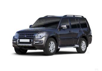 Ofertas del Mitsubishi Montero nuevo