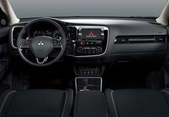 Nuevo Mitsubishi Outlander 200 MPI Motion 2WD 5pl. CVT