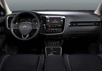 Nuevo Mitsubishi Outlander 200 MPI Motion 2WD 7pl. CVT