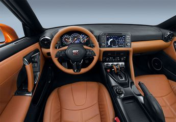 Nuevo Nissan GT-R 3.8 V6 570 Aut.