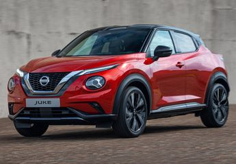 Nuevo Nissan Juke 1.0 DIG-T N-Design Active 4x2 DCT 7 117