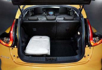 Nuevo Nissan Juke 1.6 Tekna 4x2 XTronic 117