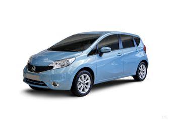 Precios del Nissan Note nuevo en oferta para todos sus motores y acabados