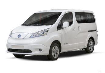 Nuevo Nissan NV200 E- Evalia 7