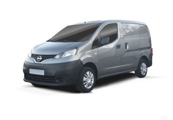 Nuevo Nissan NV200 Isotermo 1.5dCi Basic 110