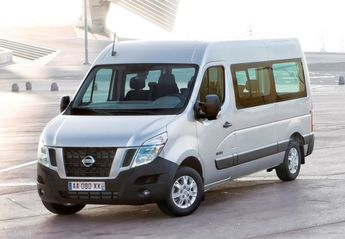 Nuevo Nissan NV400 Combi 9 2.3dCi 145 L1H1 2.8T FWD Comfort