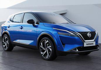 Nuevo Nissan Qashqai 1.3 DIG-T MHEV 12V N-Connecta 4x2 Aut. 116kW