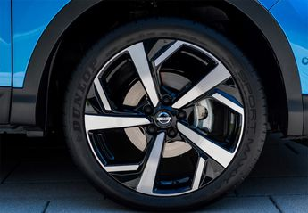 Nuevo Nissan Qashqai 1.6dCi Visia 4x2 Xtronic